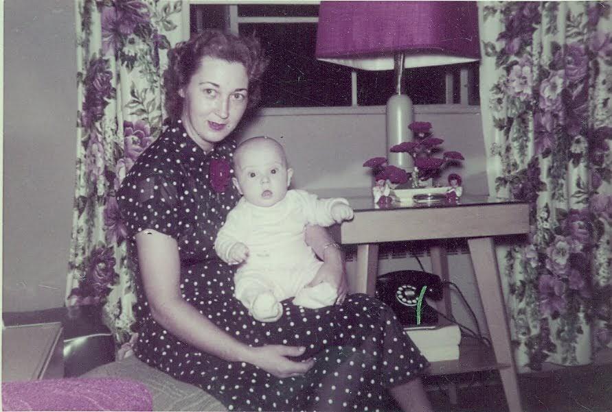 Ruth and John Fleming