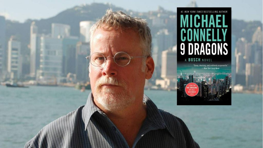 9 Dragons by Michael Connelly Banner