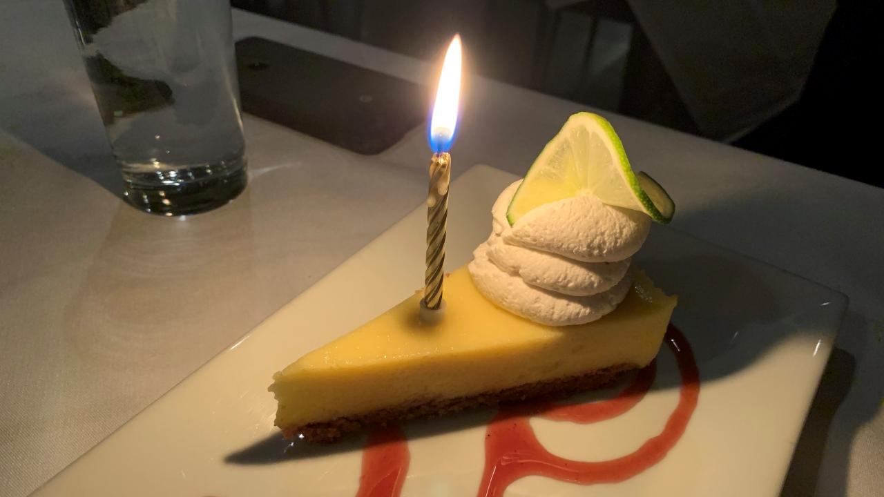 Adult Key Lime Pie