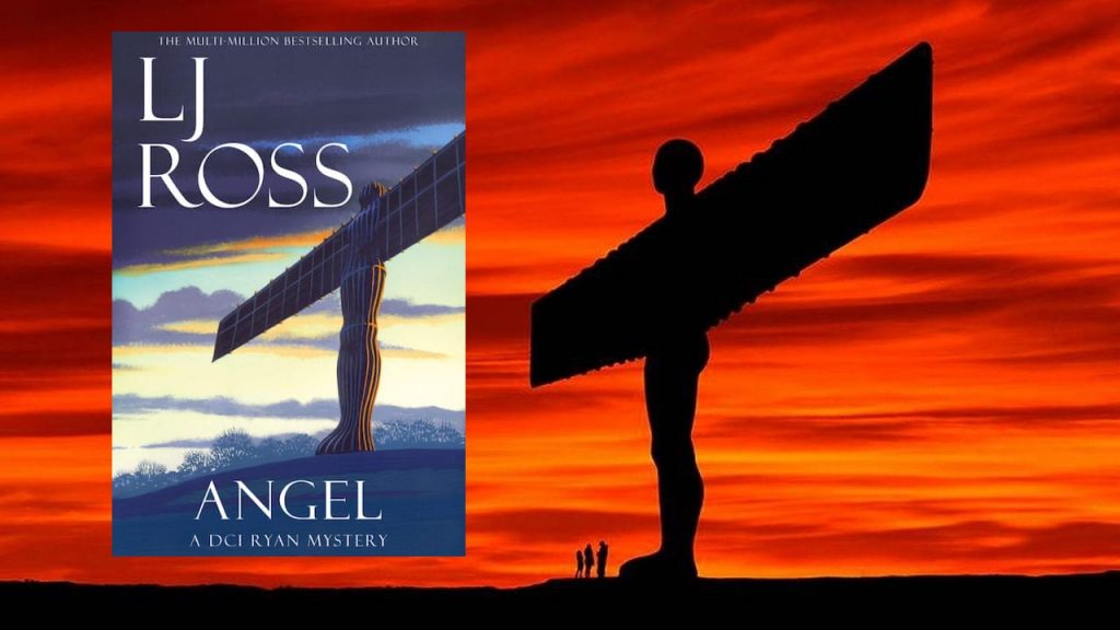 Angel by LJ Ross Banner