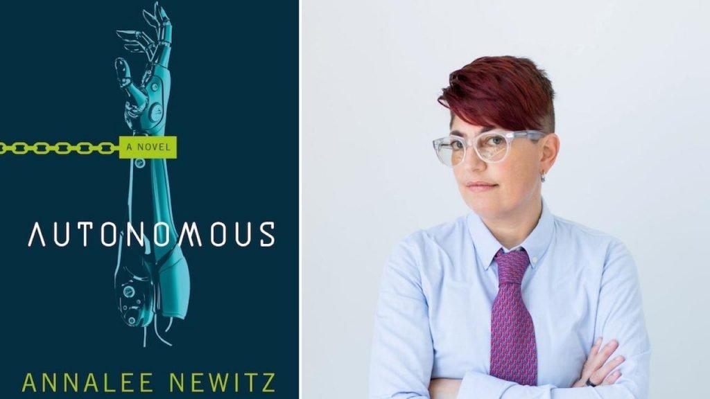 Autonomous by Annalee Newitz Banner