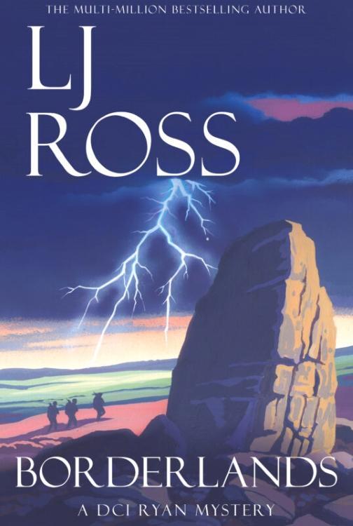 Borderlands by LJ Ross Cover