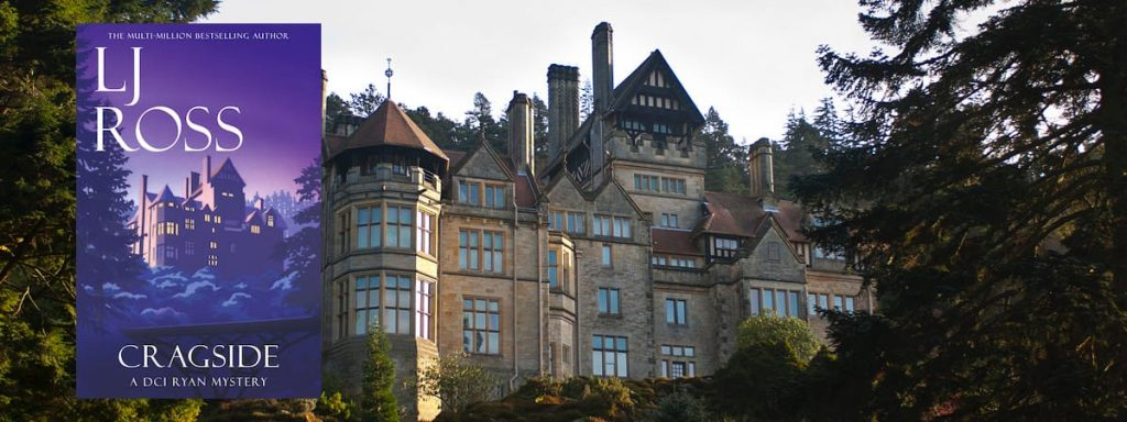 Cragside by LJ Ross Banner