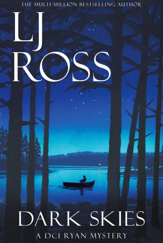 Dark Skies by LJ Ross Cover