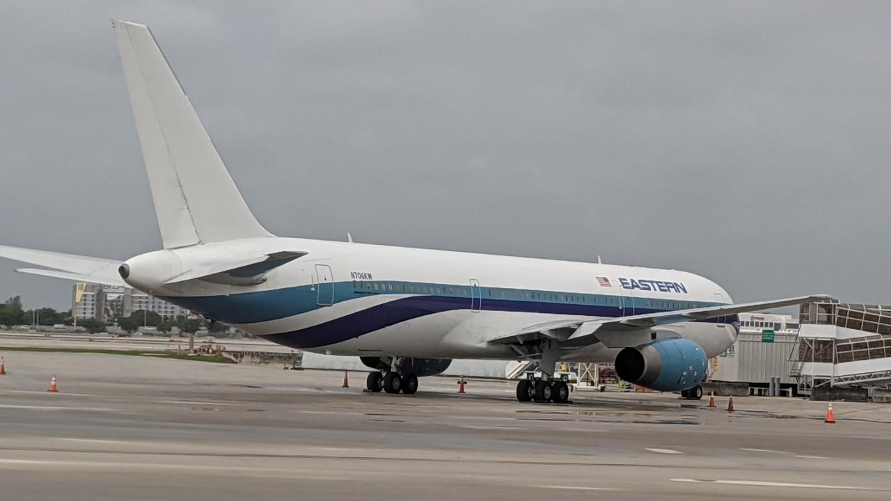 Eastern Airlines Livery Miami 2021