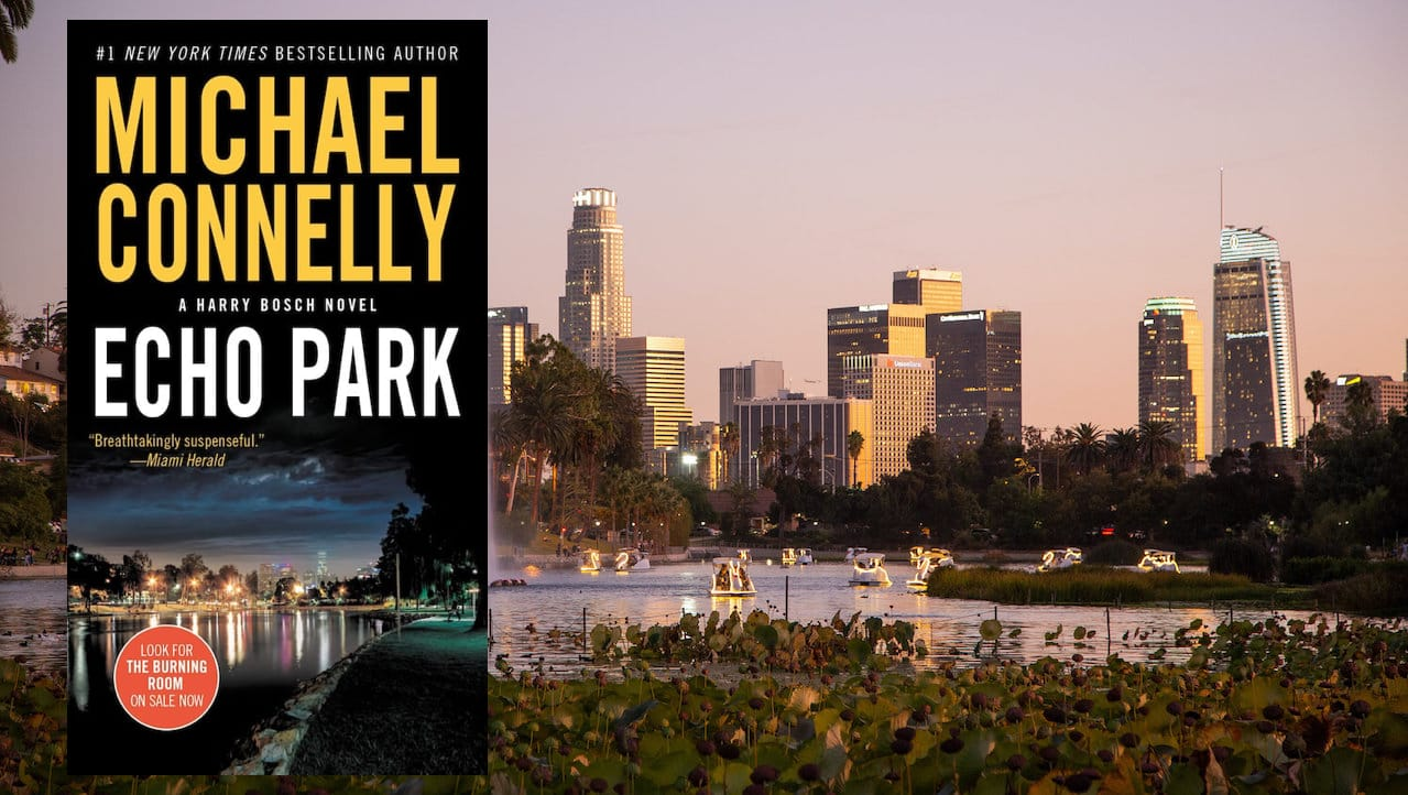 Echo Park by Michael Connelly Banner