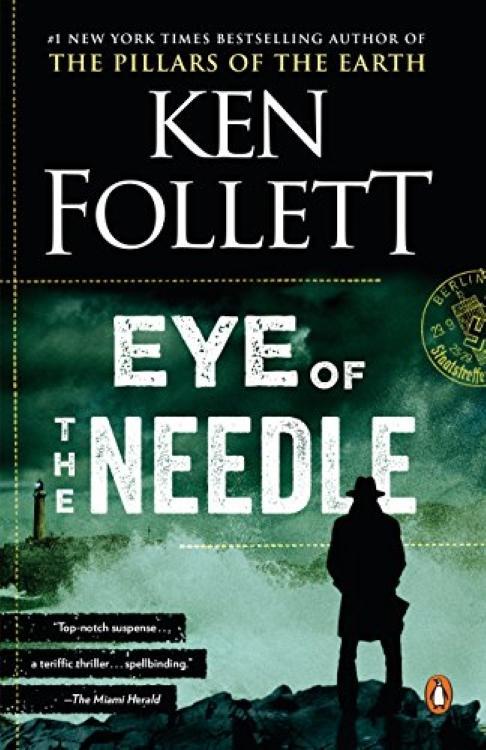 Eye of the Needle by Ken Follett Cover