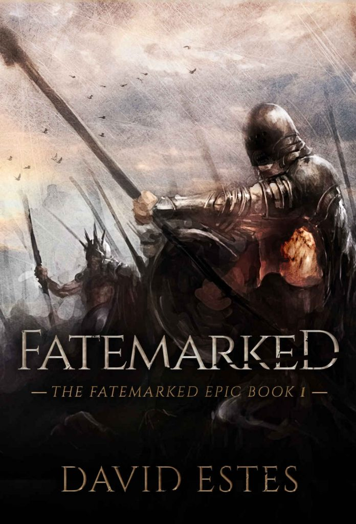 Fatemarked by David Estes