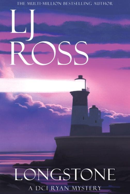 Longstone by LJ Ross Cover