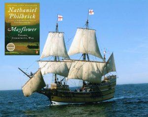 Mayflower by Nathaniel Philbrick Banner