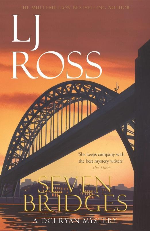 Seven Bridges by LJ Ross Cover