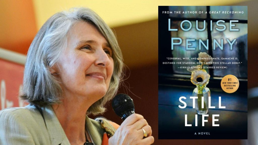 Still Life by Louise Penny Featured Image