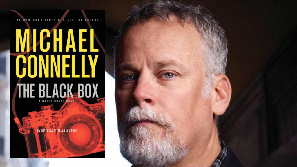 The Black Box by Michael Connelly Banner