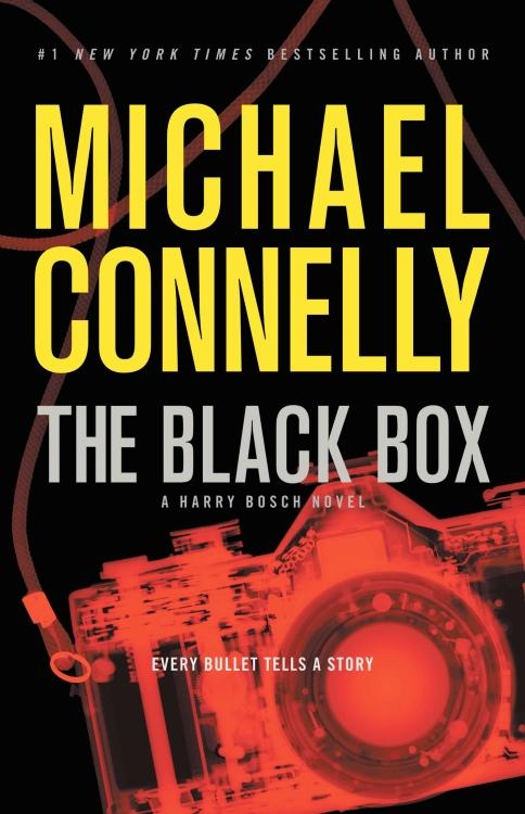 The Black Box by Michael Connelly Cover