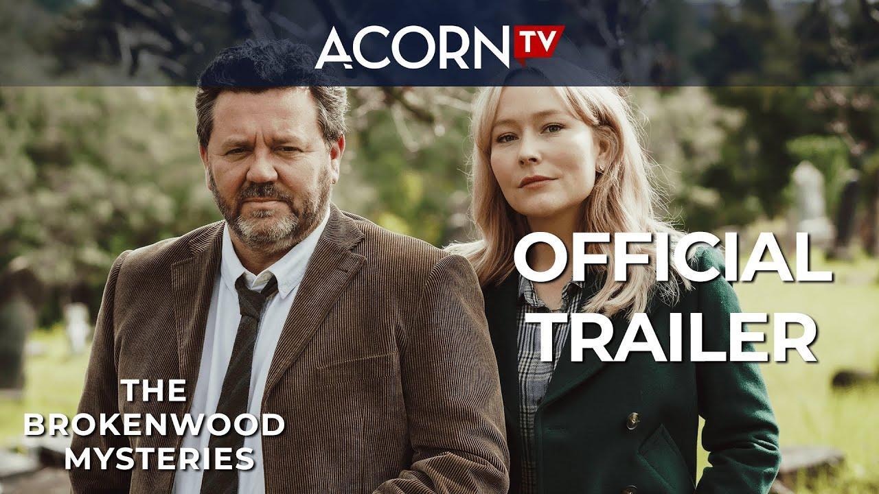 The Brokenwood Mysteries Seven 7 Trailer