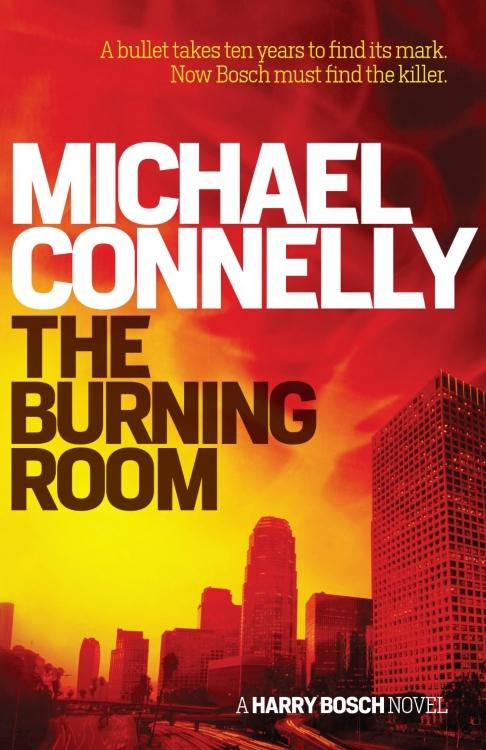 The Burning Room by Michael Connelly Cover