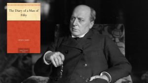 The Diary of a Man at 50 by Henry James Author and Cover