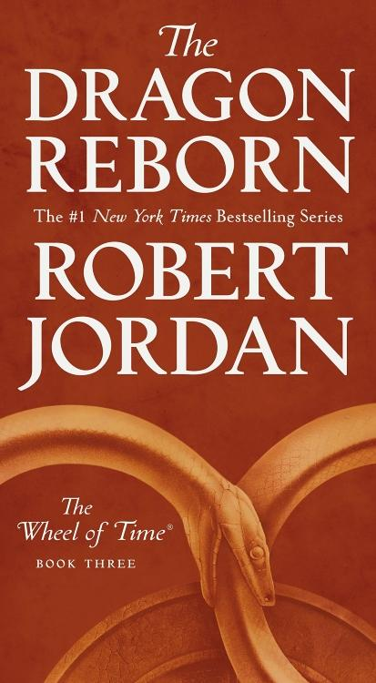 Cover of The Dragon Reborn by Robert Jordon