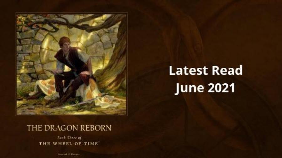The Dragon Reborn by Robert Jordon Featured Image
