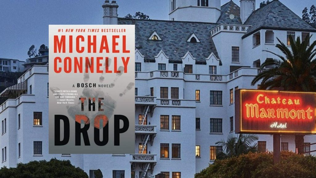 The Drop by Michael Connelly Banner