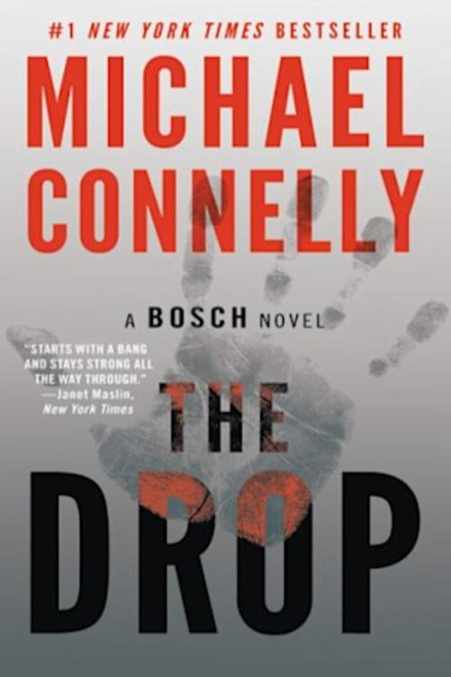 The Drop by Michael Connelly Cover