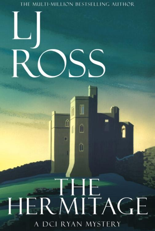 The Hermitage by LJ Ross Cover
