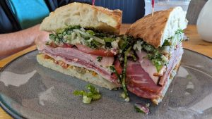 The Italian | Hawthorne Bistro and Bakery Tallahassee