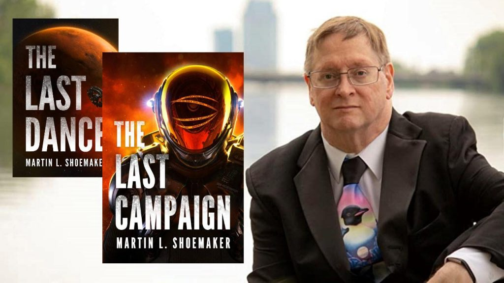 The Last Campaign by Martin L. Shoemaker Featured Image