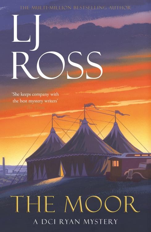 Cover of The Moor by LJ Ross