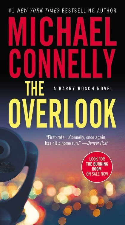 The Overlook by Michael Connelly Cover