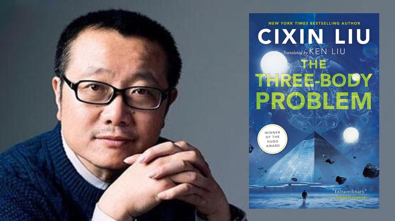 The Three Body Problem by Cixen Liu